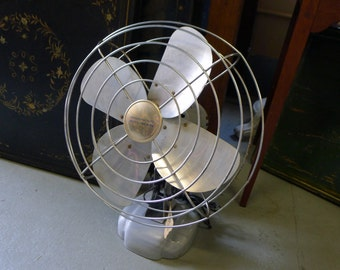 Manning Bowman oscillating fan