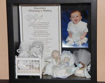 Baby Boy Christening Box
