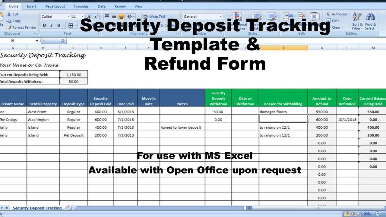 how to get refund on hku deposit