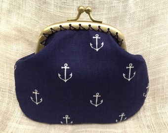 Anchor Coin Purse