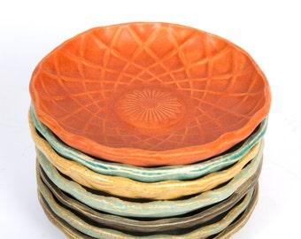 Rosette Plate