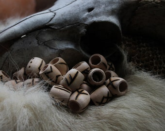 24 Rune Bead Set