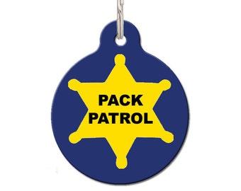 Pack Patrol Pet ID Tag | FREE Personalization