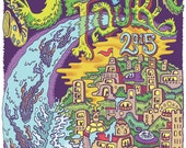 Phish Summer Tour 2015 Full Tour