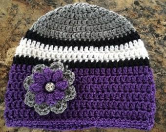 3T Girls Hat