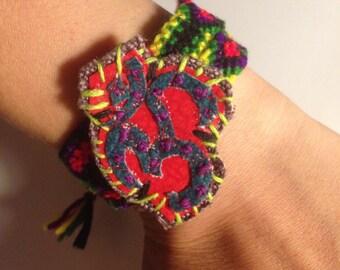 OM Bracelet - Handmade
