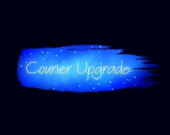 International Courier Upgrade