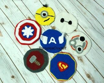 Frisbee. Crochet Frisbee. Toy Frisbee. Outdoor soft disc. Indoor frisbee. Handmade frisbee.