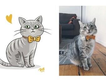 Custom command - cat or dog