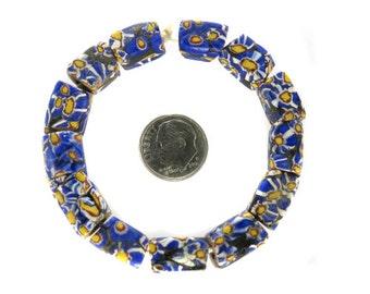 African old Antique Venetian Millefiori trade beads