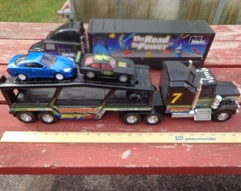 Nylint & Buddy-L toys Large size metal,plastic  Semi Trucks for playtime for all young truckers
