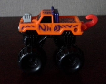 sand stinger hot wheels happy meal toy