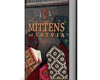 Mittens of Latvia (in English)