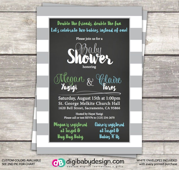 Boys joint baby shower invitation baby boy shower invitation blue il570xn filmwisefo