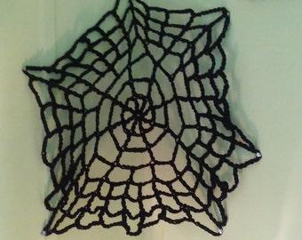 Spiderweb, Halloween, Halloween Decoration, Spider Web, Web, Crochet Spiderweb, Crochet Halloween, Decoration
