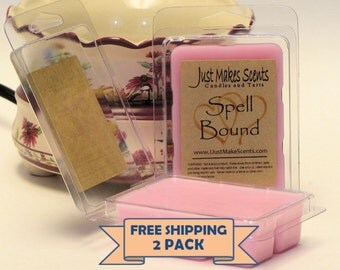 Spell Bound Scented Wax Melts - 2 Pack with Free Shipping