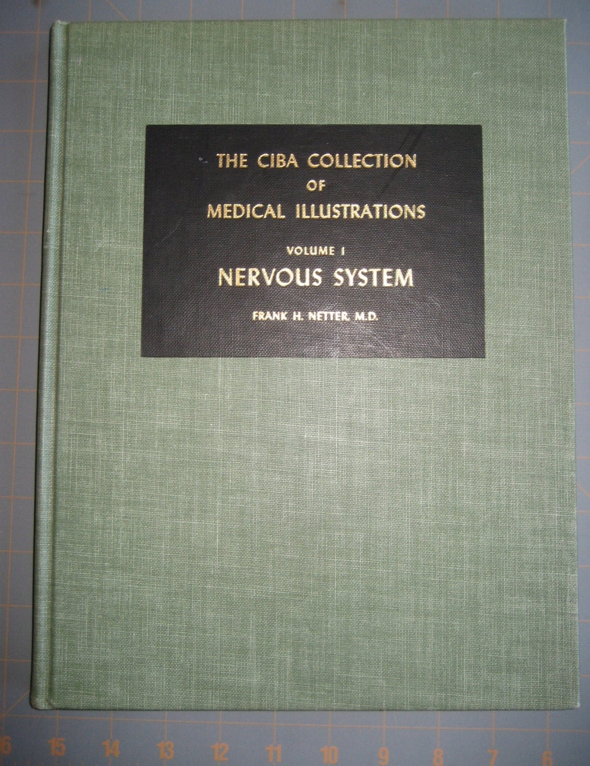 Ciba Collection of Medical Illustrations Volume 4 1965 The Endocrine System