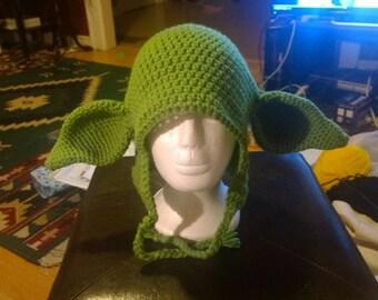 Yoda / Star Wars inspired hat