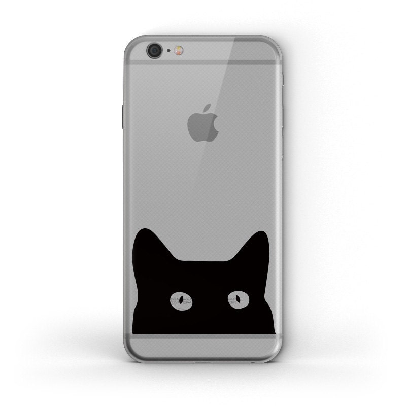 Iphone 6 Iphone Plus 6 Decal Back Iphone 6 Stickers Cat Eyes