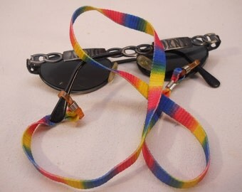 Sunglasses, Eyeglasses Strap Nylon Colorful Design