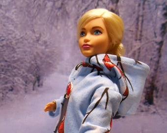 Barbie Hooded Jacket