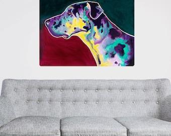 Boz Dalmatian Dog Wall Decal - #59924
