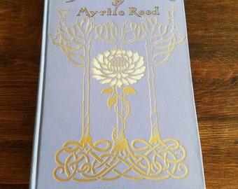 Vintage 1908 Book:  Flower of the Dusk, by Myrtle Reed  #35