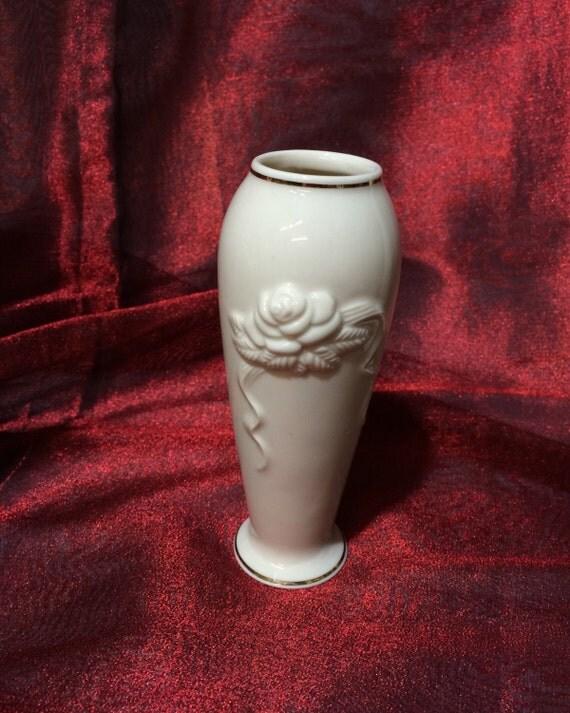 Snap Lenox Rose Vase Etsy Photos On Pinterest