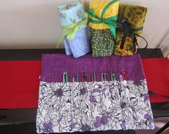 Crochet Needle Holders