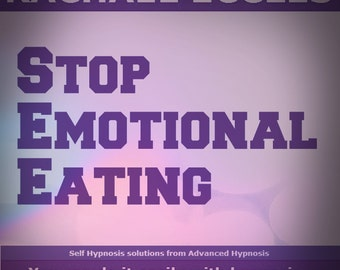 Stop Emotional Eating Hypnotherapy Self Hypnosis (Audio CD)