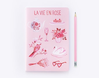 La Vie en Rose - Notebook