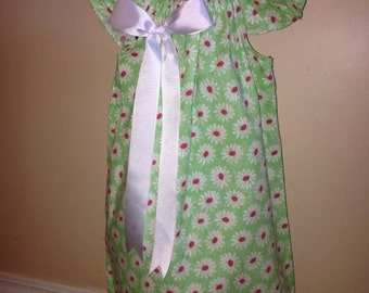 peasant dress- size 2t