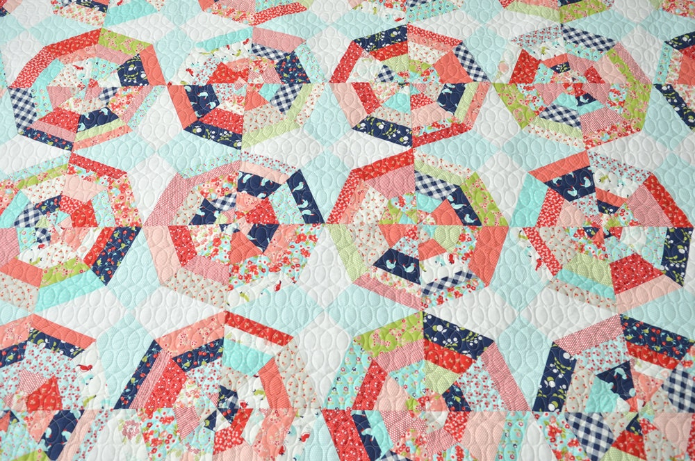 Daydream By Thimble Blossoms Quilt Pattern