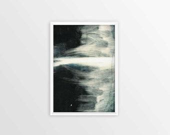 Large Art. Abstract Art. Giclee Print. Modern Art. Fine Art Print. Extra Large Wall Art. Dark Abstract Art Print.