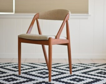 Danish Side Chair by Kai Kristiansen