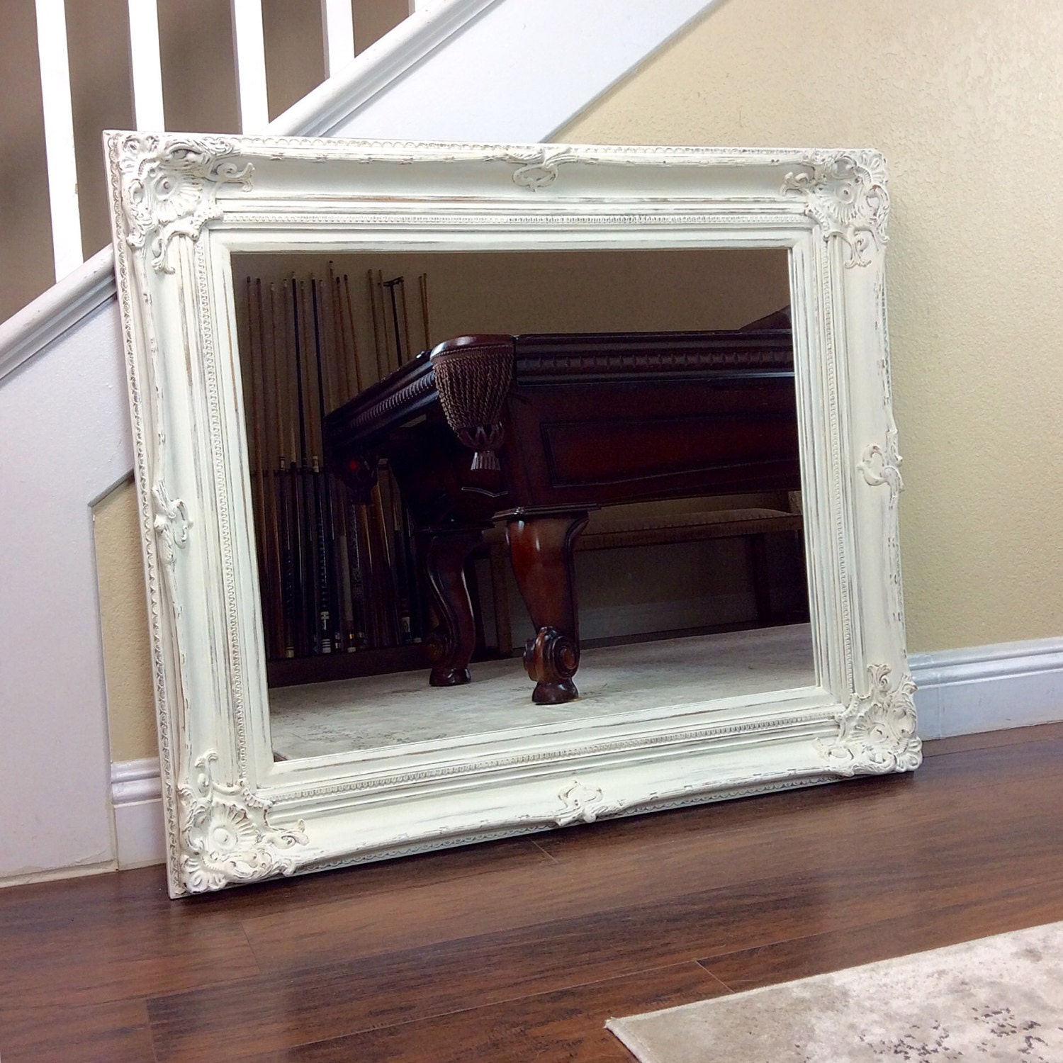 Decorative large mirror mirrors for sale 39 1 2 by 33 Large wooden mirrors for sale