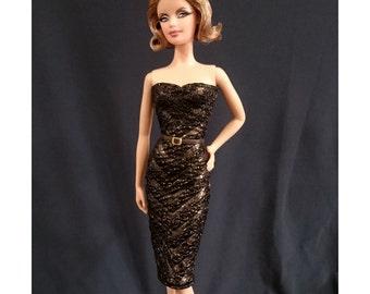 Dolls dress for Fashion royalty,,Silkstone, barbie doll - No.16633