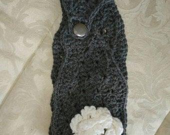 Adult crochet headband