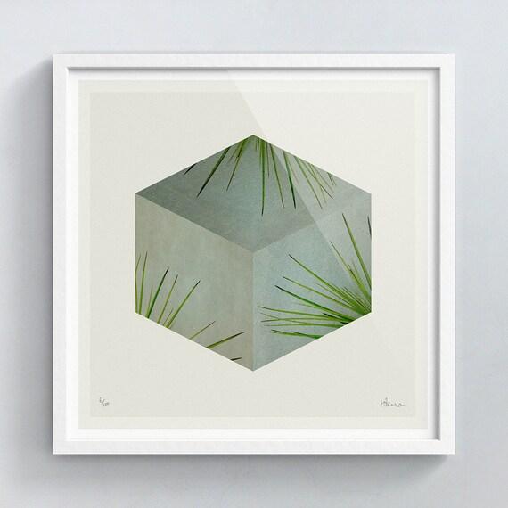 Desert Rock No.3) print