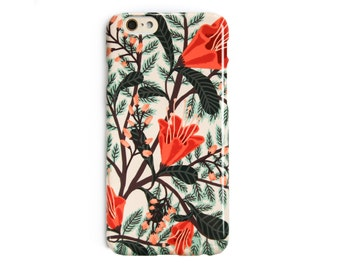 iPhone Case - Peach Garden iPhone Case for iPhone 6 / 6s, iPhone 5 / 5s / SE