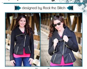 Aberdeen Jacket PDF pattern