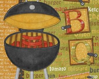 My Favorite BBQ - Recipe Album