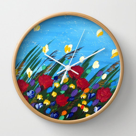 analog clock analog clocks gifts for mom present for mom