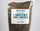 2 Pound Granular Azomite | Slow Release Organic Fertilizer  | OMRI Organic | 67 Trace Minerals for Enhancing Your Garden