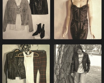 Indie Punk London Street Fashion Styles ~ All these clothing items and much more are on their way ~ Stay Tuned ~