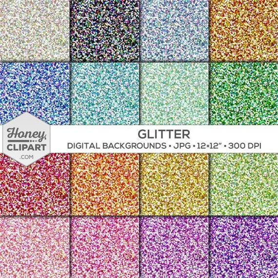 Clever image intended for printable glitter paper