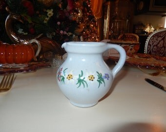 AUSTRIA ART POTTERY Pitcher