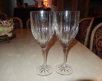 GERMANY LENOX WATER or Wine Glasses or Goblets