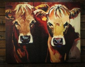 Cow BFFs
