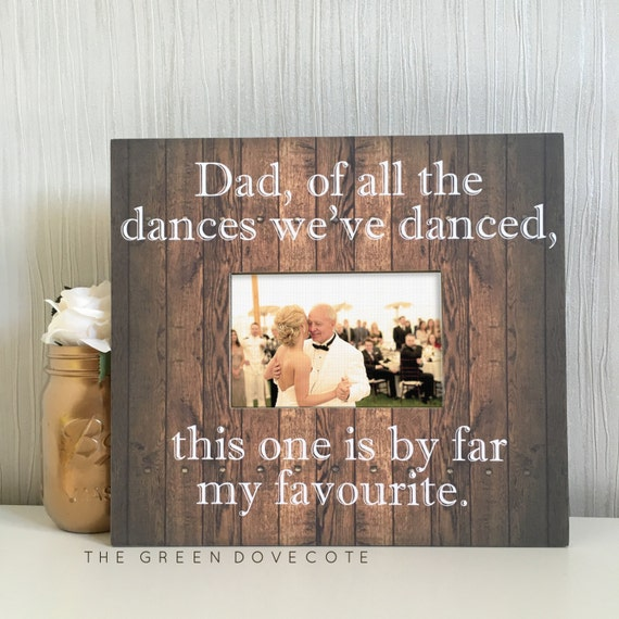 Wedding Gift For Dad From Son : Father Of The Bride Gift - Wedding Gift For Dad - Dad Of All The Walks ...